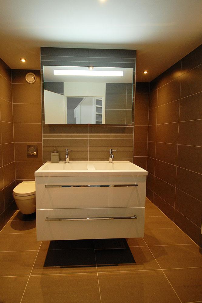 Verbouwen huis verbouwing en renovatie - Foto kleine badkamer ...