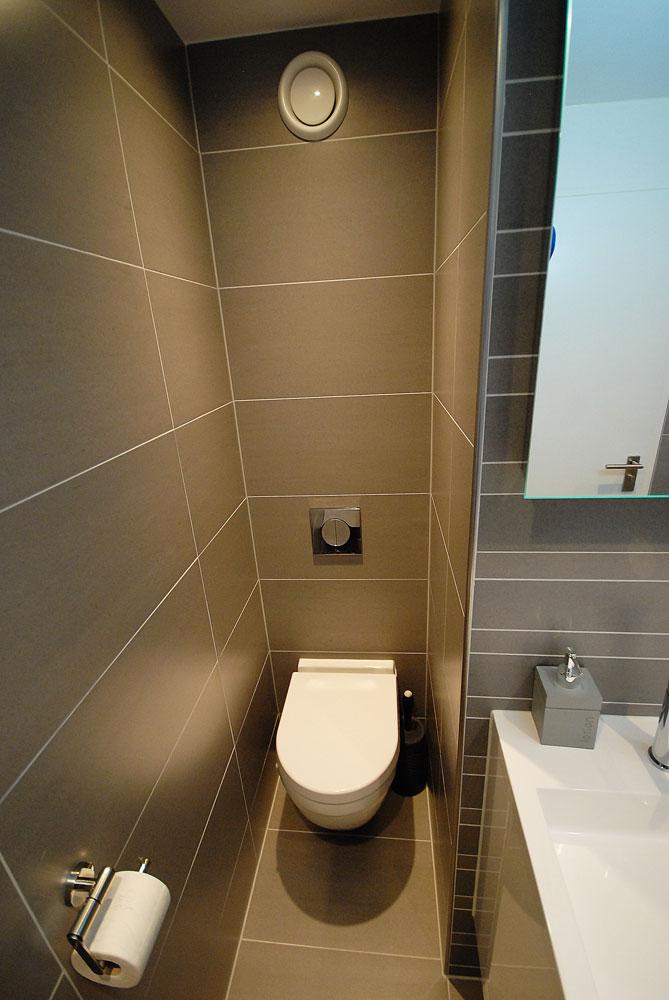 Verbouwen huis verbouwing en renovatie - Kleine badkamer m ...
