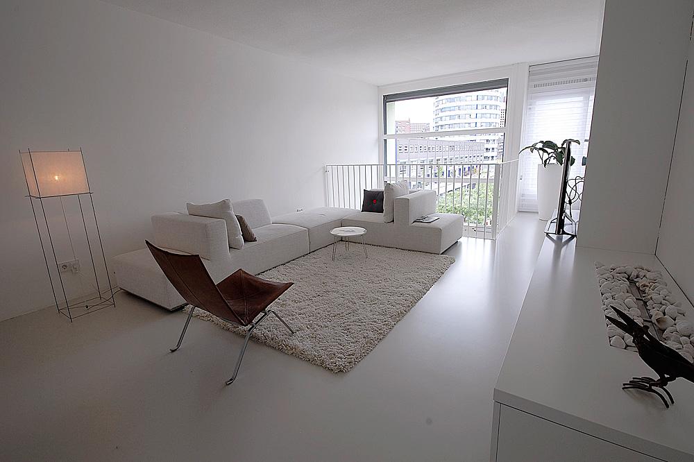 Futuristische Minimalistische Interieur Design - Design