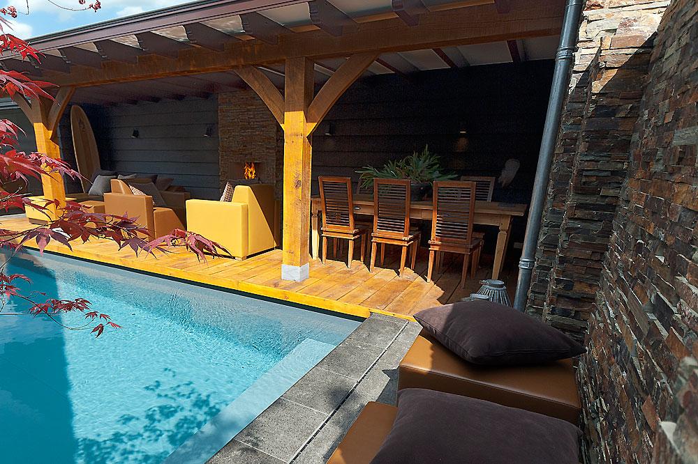 Een wellness relax tuin aan huis - Tuin en zwembad design ...