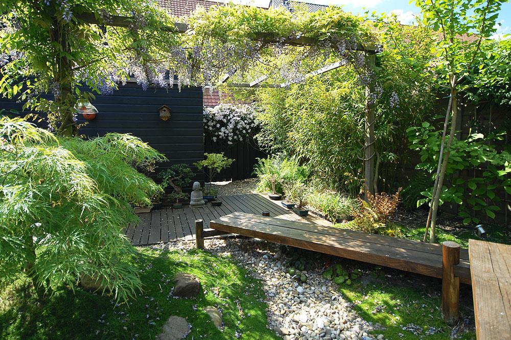 Oosterse tuin ontwerp - Tuin ontwerp exterieur ontwerp ...