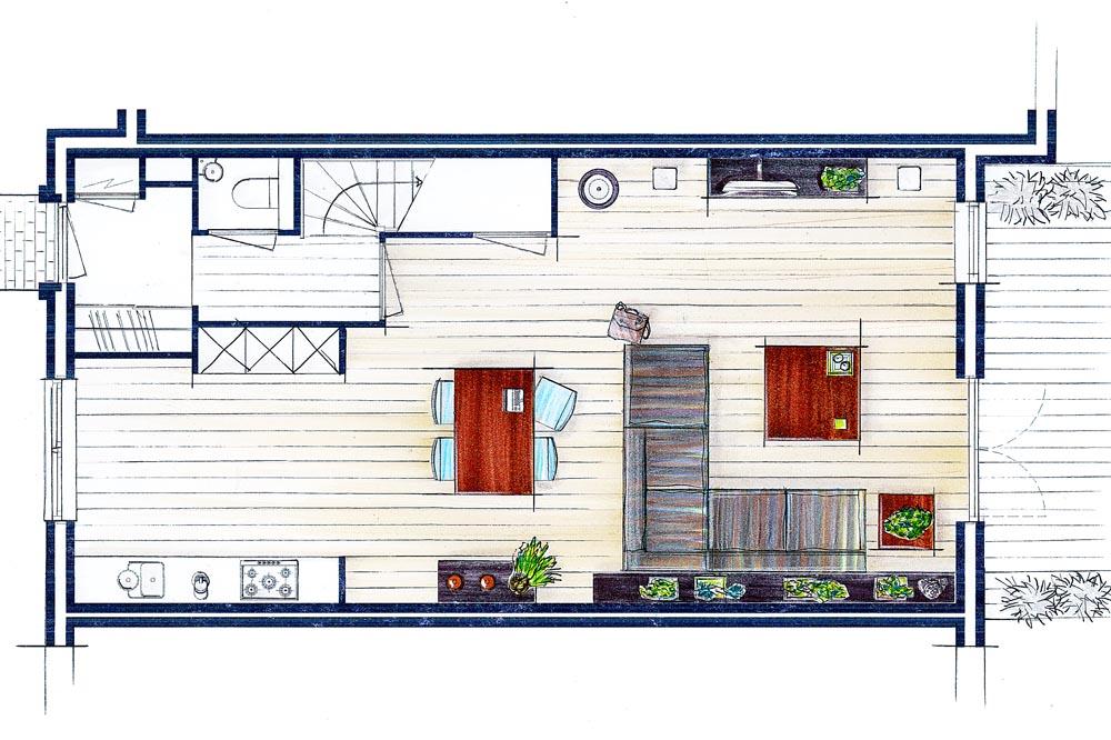 Nieuwbouw huis interieur ontwerp - Mooi huis interieur design ...