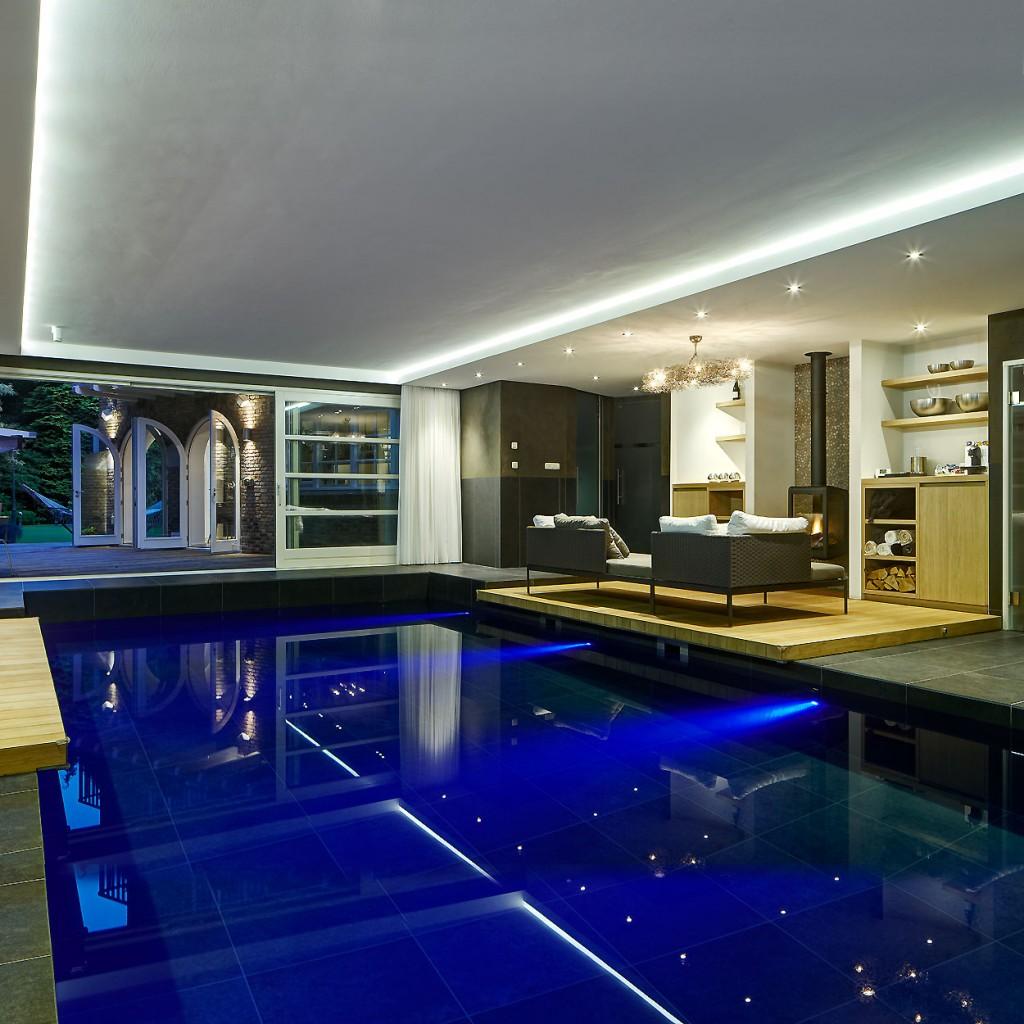 Poolhouse design - Zwembad interieur design ...