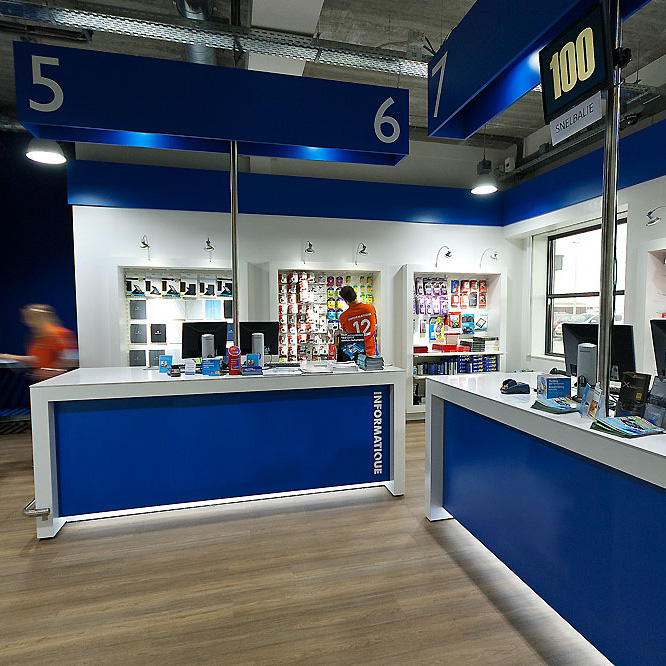 Winkel interieur for Interieur winkels