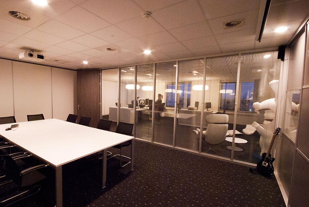 Nieuwe kantoor inrichting voor ubisoft - Kamer kantoor ...
