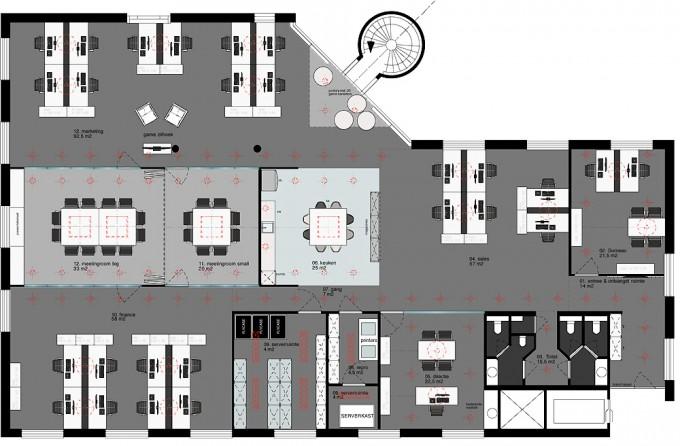 Interieur designer - Decoratie ontwerp kantoor ontwerp ...