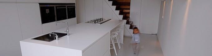 interieur-designer: Minimalistisch interieur gevuld met ...
