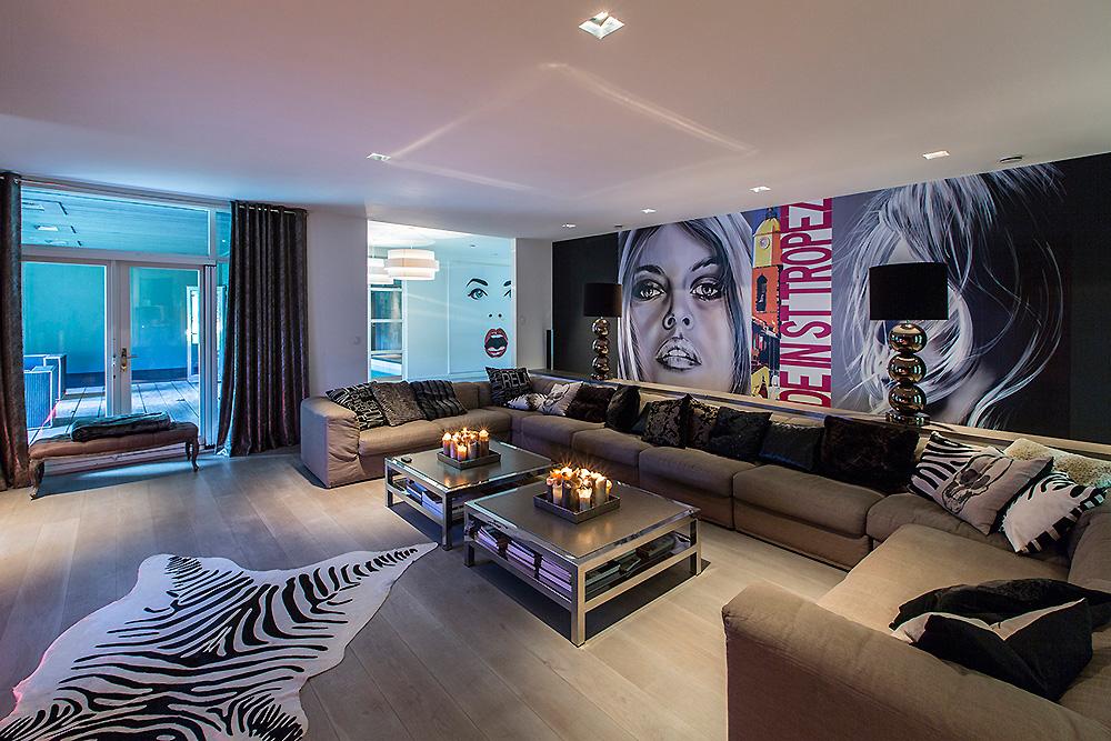 Glamour wellness interieur ontwerp for Interieur ontwerp