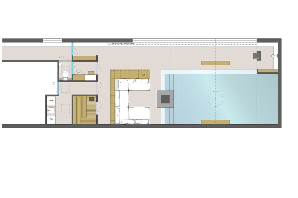 Versteegh design wellness tuin interieur kantoor en winkelontwerp - Zwembad interieur design ...