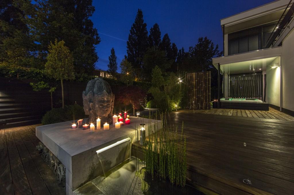 Wellness tuin ontwerp - Tuin ontwerp exterieur ontwerp ...