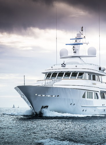 classic mega yacht