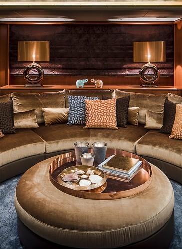 furniture Super yacht design