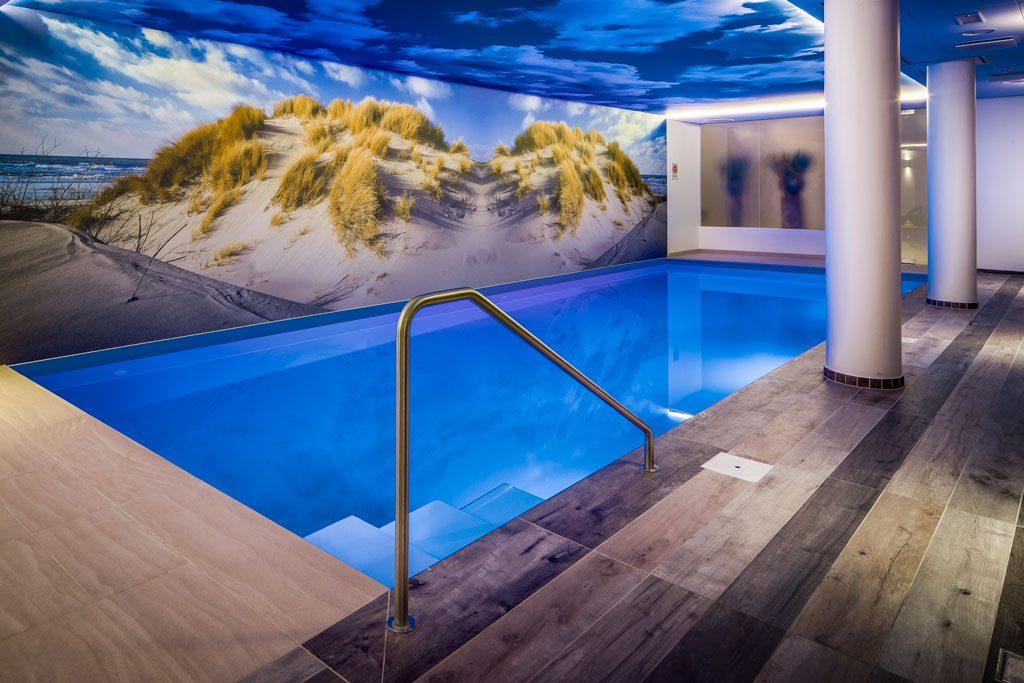 Spa domburg versteegh design - Zwembad interieur design ...