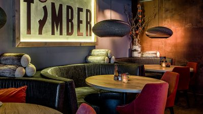 Restaurant Ontwerp Timber