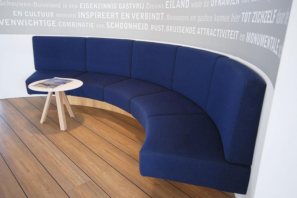 Ronde Design Banken.Nova Yachting Versteegh Interieur Ronde Bank3 Versteegh Design