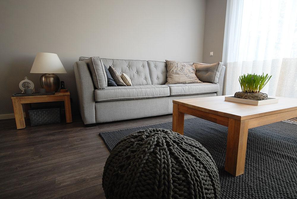 Gezinswoning metamorfose for Interieur woonkamer voorbeelden