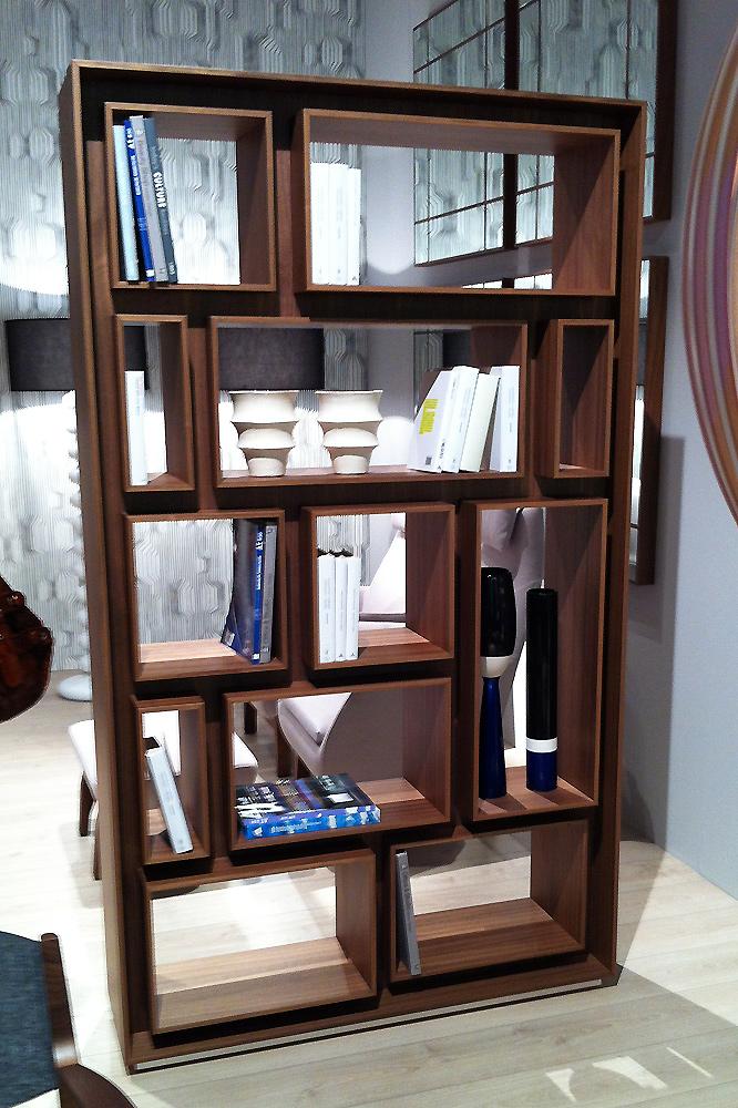 Kortrijk interieurbeurs 2012 for Boekenkast design