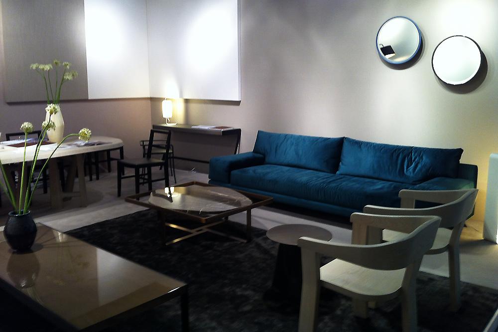 Kortrijk interieurbeurs 2012 Woonkamer design