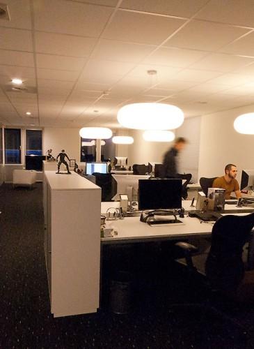 werkplek-interieur