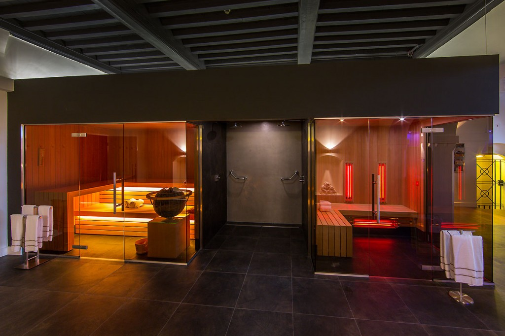 spa design hotel de draak versteegh design architecture