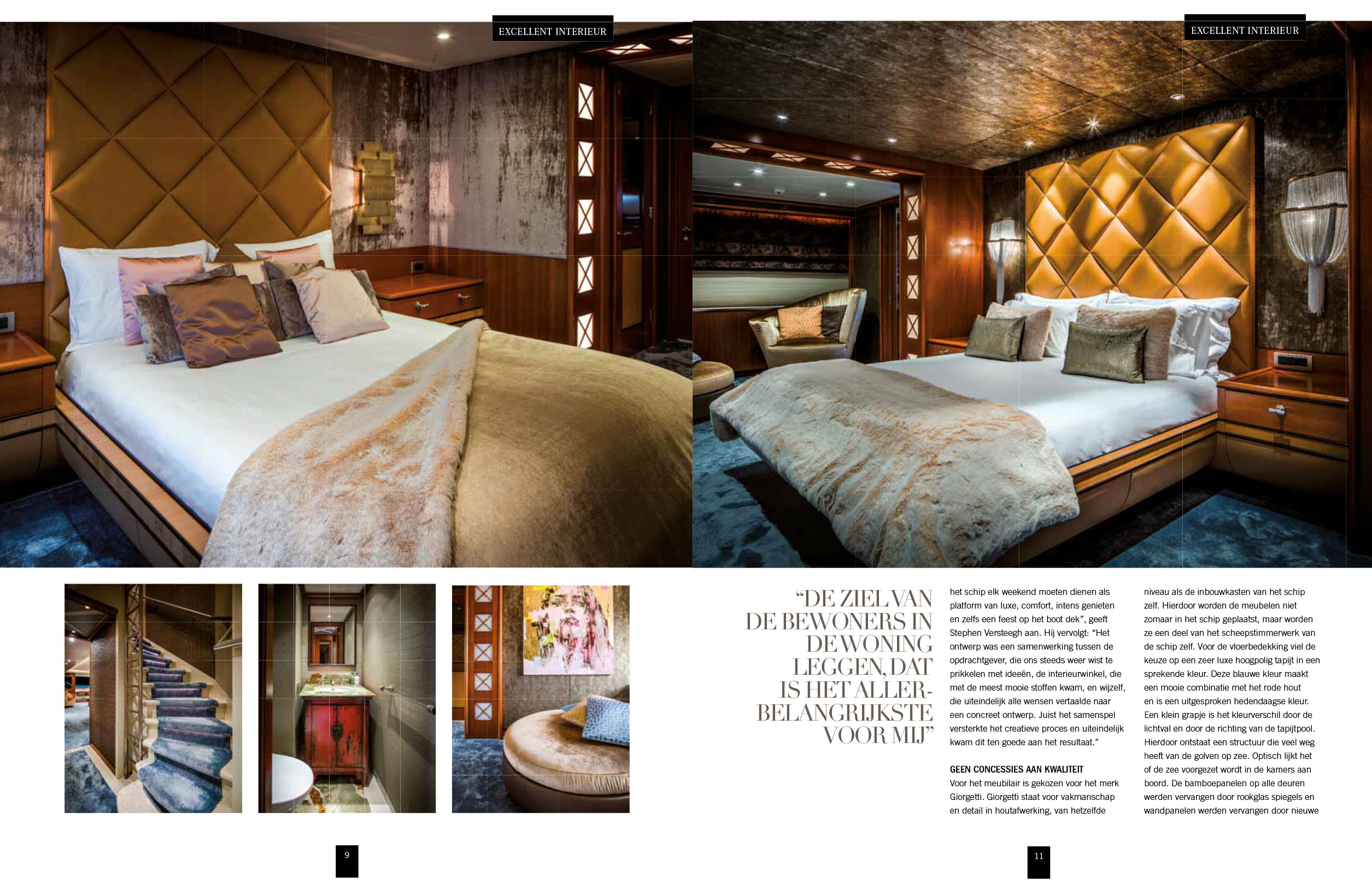 Article Excellent Magazine Yacht Refit Design 4