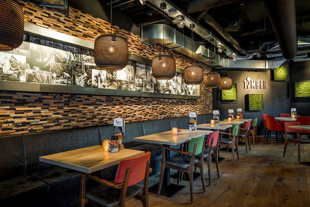Restaurant Interieur Design.Restaurant Ontwerp Timber Versteegh Design Architecture