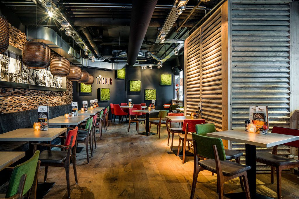 hip restaurant interieur versteegh design