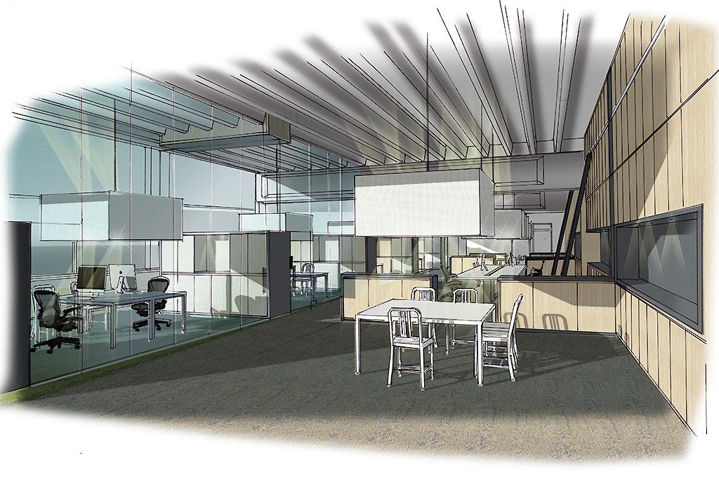 Industrieel kantoor ontwerp versteegh design versteegh for Nassau indus deur bv oosterhout