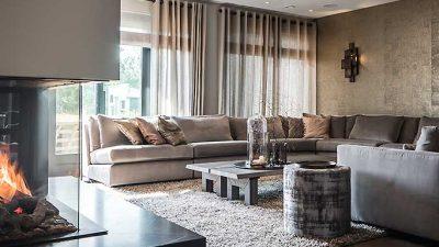 Modern familiehuis met een vleugje glamour