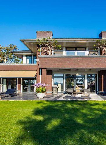 Frank-Lloyd-Wright-villa-ontwerp