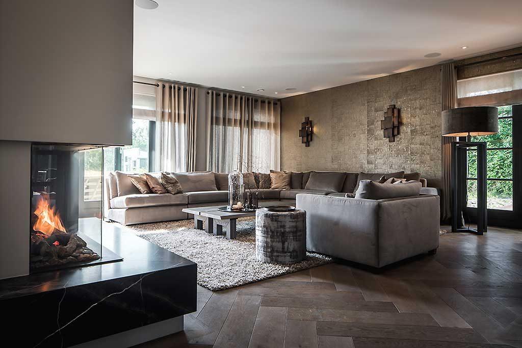 Modern familiehuis met een vleugje glamour versteegh design