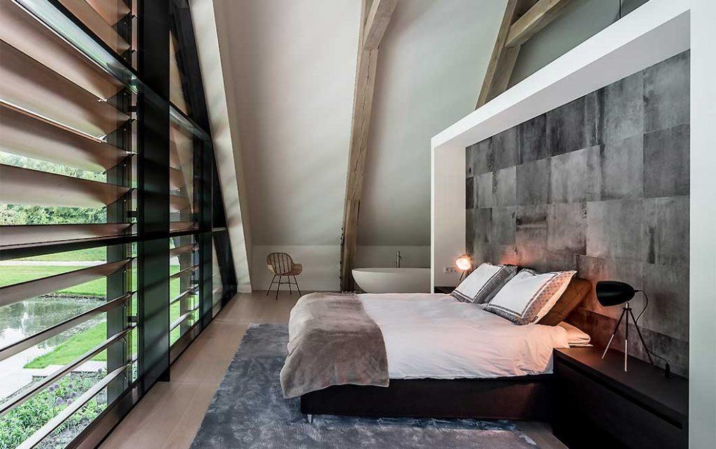 Versteegh design werkt als interieur ontwerper in wassenaar en