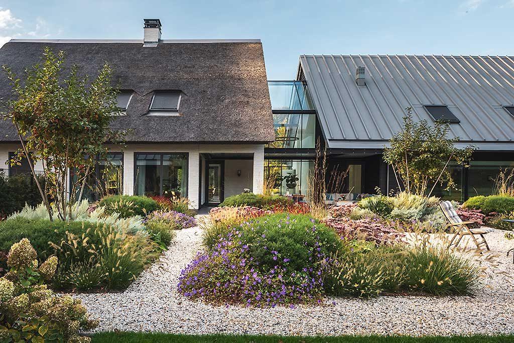 Strakke boerderij woning versteegh design architecture interior