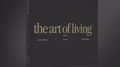 The Art of Living Hardcover boek 2019