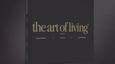 The Art of Living Hardcover boek 2019